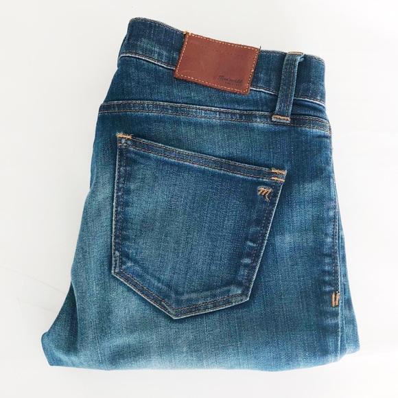 Madewell Pants - Madewell Skinny Skinny Stretch Jeans